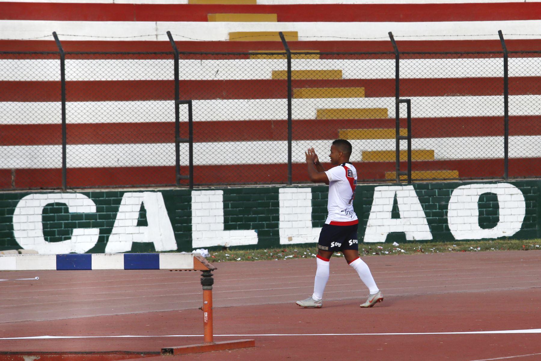 Deportivo Municipal vs Sport Boys se enfrentaron en un partido amistoso en la Tarde de la Pasión Edil, en el estadio Miguel Grau del Callao. Foto: ANDINA/Nathalie Sayago