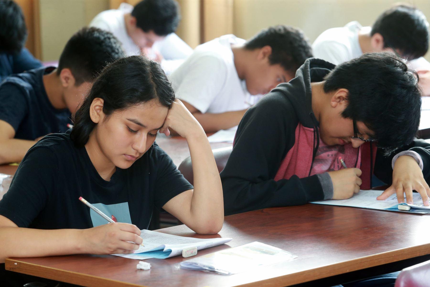 Universidades están en carrera contra el reloj para alcanzar el licenciamiento, dado que a fin de año acaba este proceso, según informó Sunedu. Foto: ANDINA/Norman Córdova