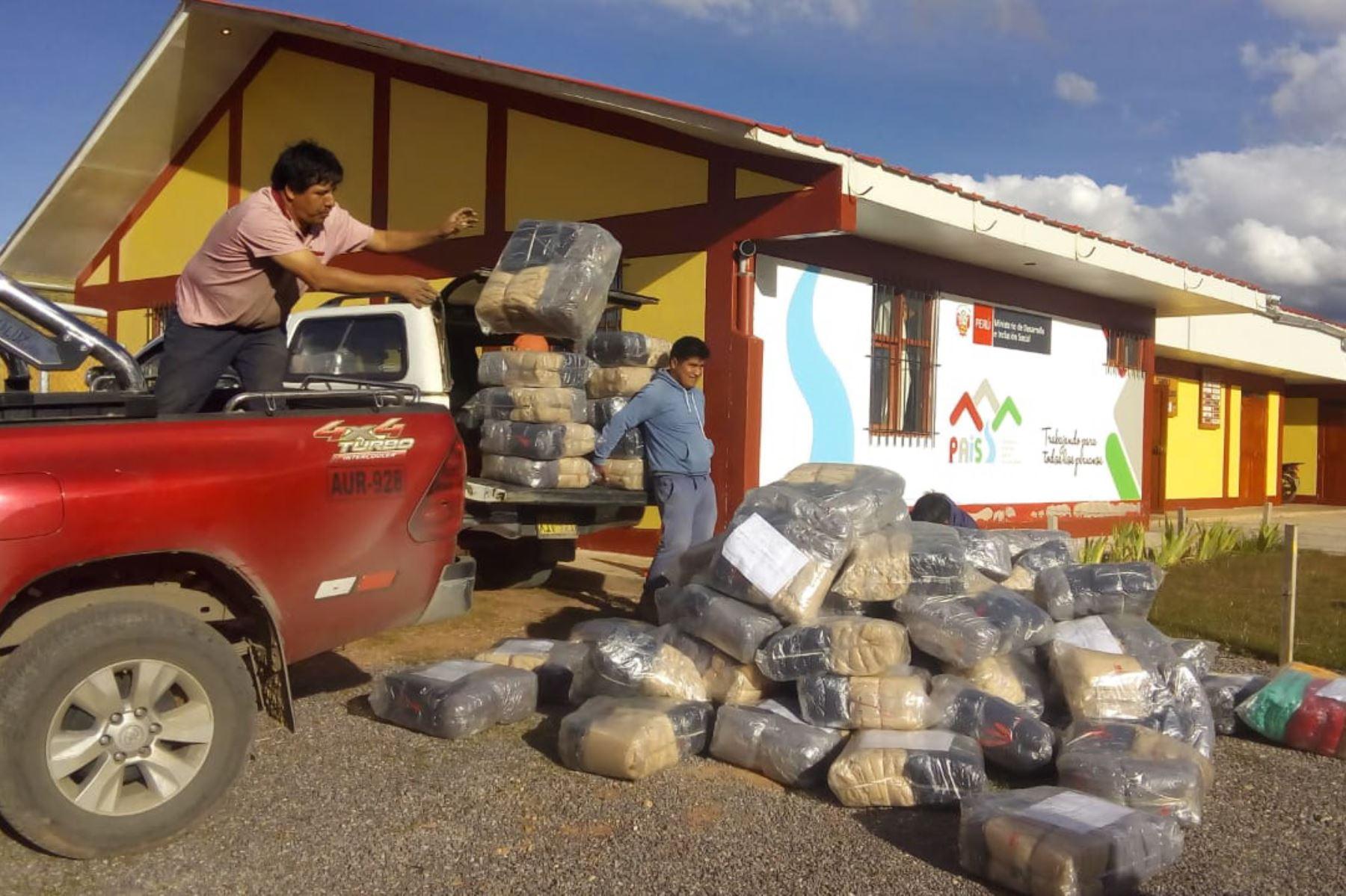 Tambos ubicados en las comunidades más alejadas de Moquegua, Tacna y Arequipa pueden ser usados como puntos de refugio y almacenes temporales ante emergencias por desastres naturales.