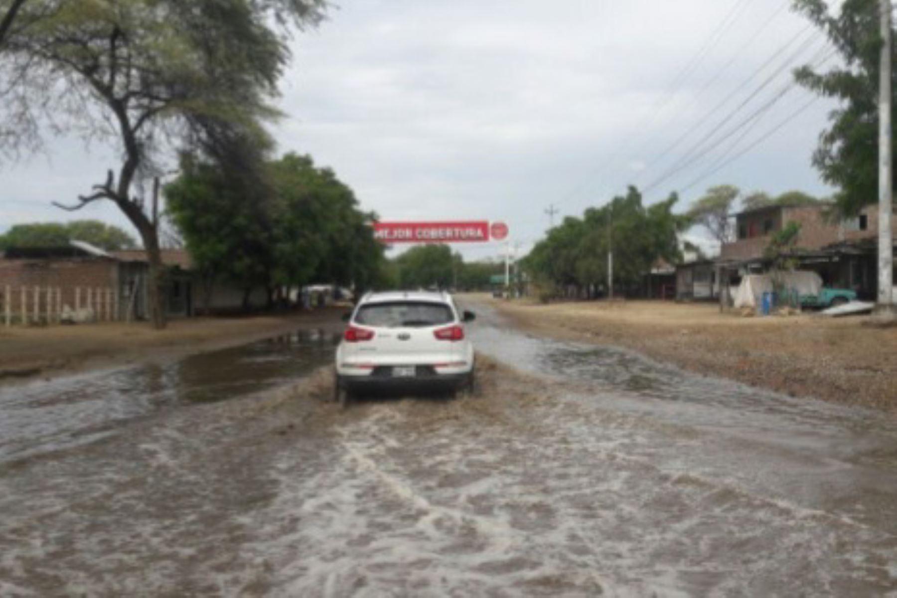 Lluvias en Piura y Tumbes registrarán más de 50 milímetros por día el 14 y 15 de este mes, pronosticó el Senamhi.
