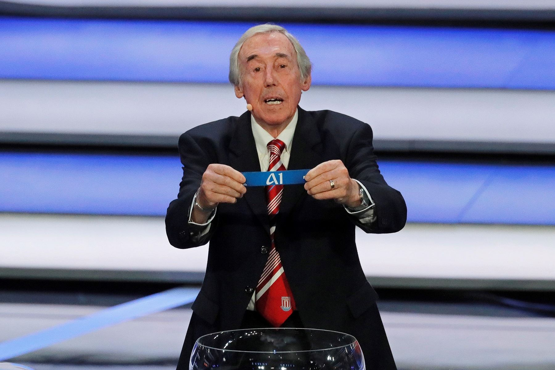 Gordon Banks.