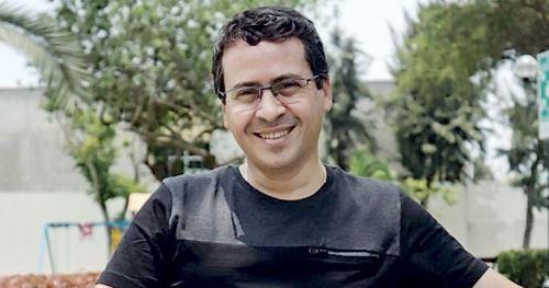 Escritor e ingeniero Jean Falvy Bockos