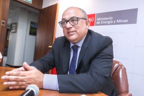 Viceministro de Hidrocarburos, Eduardo Guevara. Foto: Cortesía.
