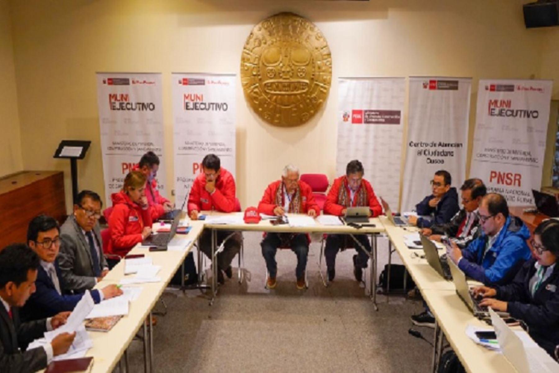 El Ministerio de Vivienda, Construcción y Saneamiento (MVCS) transfirió S/ 83.6 millones para la ejecución de 31 proyectos de saneamiento en la región Cusco, desde el 2018 hasta la fecha. Ya está concluidas 13 obras, 11 en ejecución y 6 por iniciar.