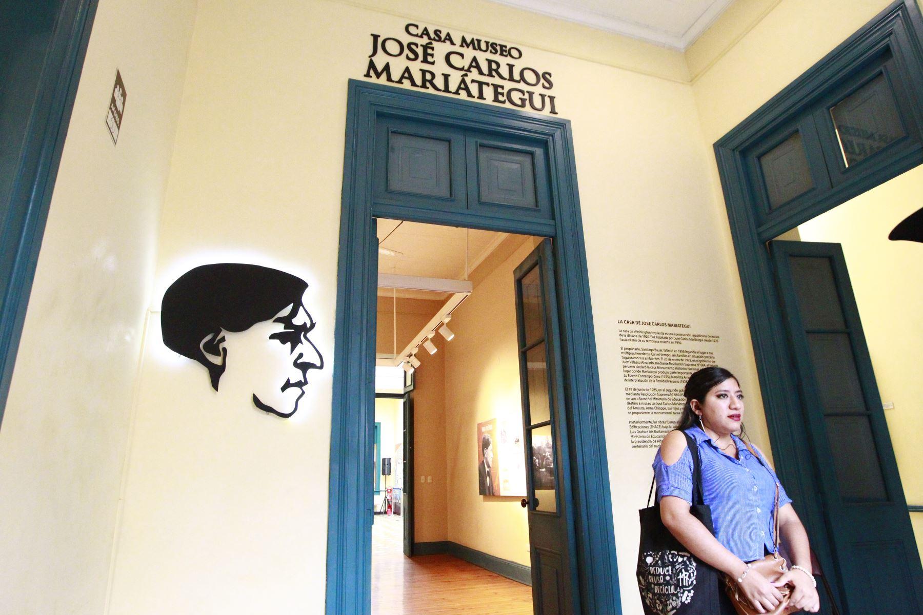 Conozca la casa donde José Carlos Mariátegui vivió y editó los 29 ...