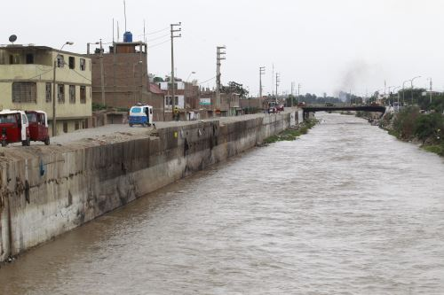 Declaran en emergencia a 29 distritos de Ica por peligro inminente ante inundaciones. ANDINA/Eddy Ramos