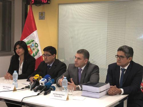 Perú firma acuerdo con Odebrecht para esclarecer toda la verdad sobre la corrupción