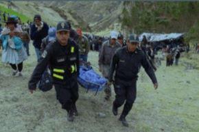 Dos mineros murieron por derrumbe en la mina de carbón de R.C. S.A.C., ubicada en el distrito de Santa Rosa, provincia de Pallasca, región Áncash.