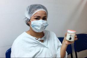 Banco de leche materna de hospital Loayza ayuda a bebés prematuros. Foto: Andina/Difusión