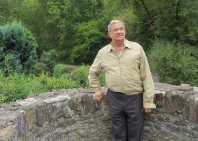 Ingeniero y político Juan Incháustegui Vargas.