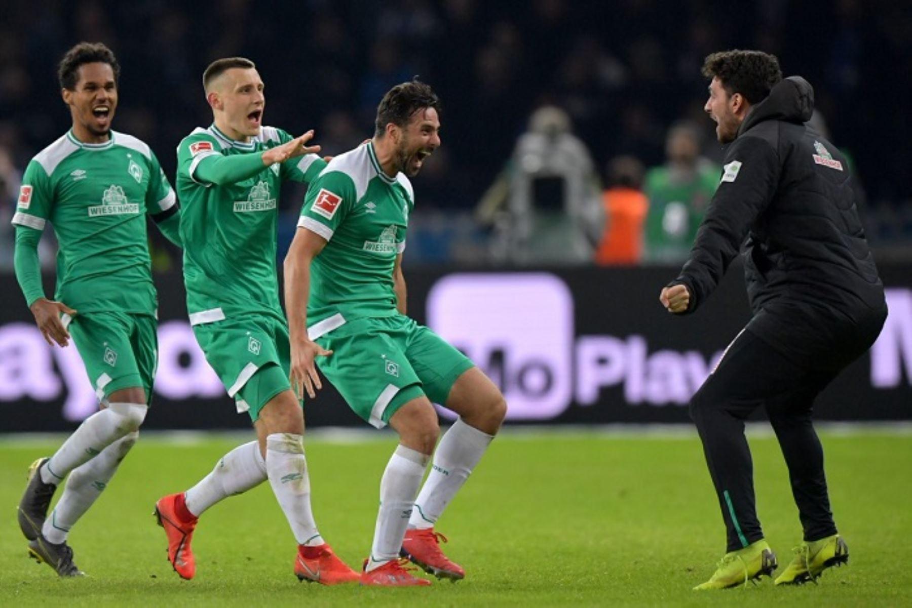 Claudio Pizarro es uno de los jugadores más destacados en el fútbol europeo  de la jornada 9706431451c