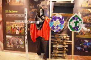 Conoce el museo que narra la historia del carnaval de Cajamarca. ANDINA/Eduard Lozano