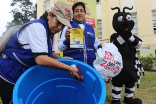 Piura ejecuta acciones de prevención para evitar enfermedades por lluvias.