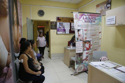 Instituto Materno Perinatal (IMMPN) ofrece atención a gestantes