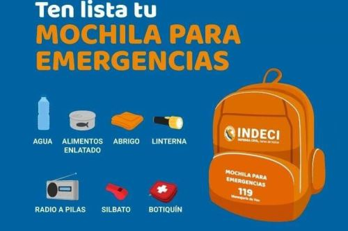 Foto: Cortesía Indeci