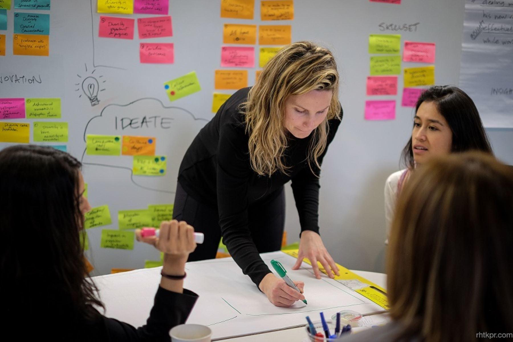 Apoyo a emprendedores digitales. Foto: Cortesía.