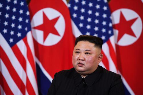 Líder de Corea del Norte, Kim Jong Un. Foto: AFP/Archivo