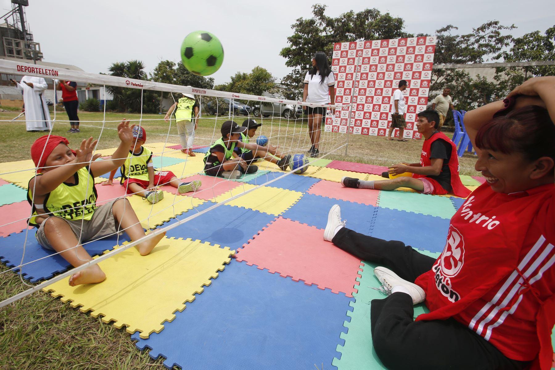 Piura: inauguran el centro de rehabilitación infantil más moderno del norte peruano.ANDINA/Archivo
