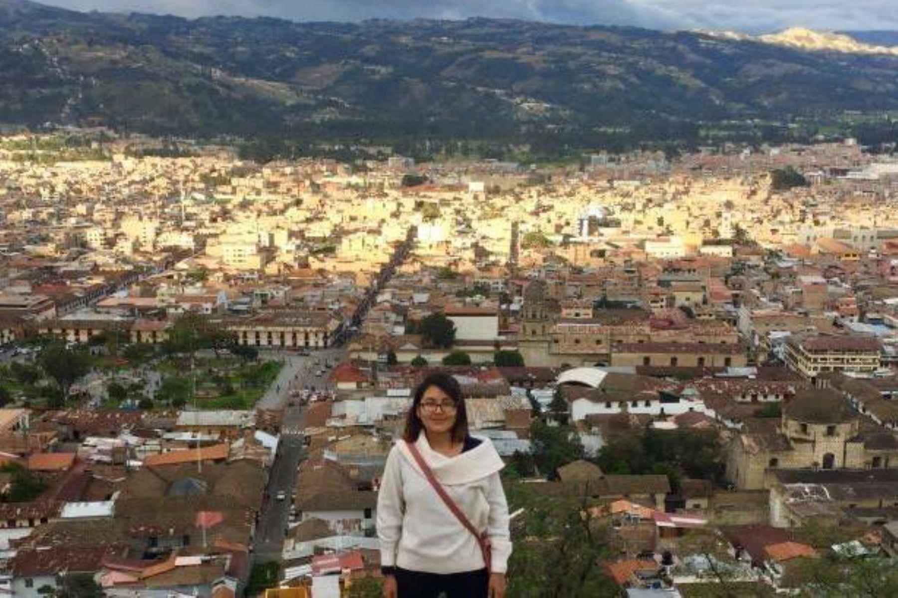En el 2012, Madai Urteaga dijo en una entrevista a un diario local que sus planes eran seguir la carrera de Ciencia Política y Gobierno en la PUCP, cursar un posgrado en la Universidad de Harvard y ser presidenta del Perú. En aquel momento, Madai acababa de terminar el colegio.Foto: Facebook