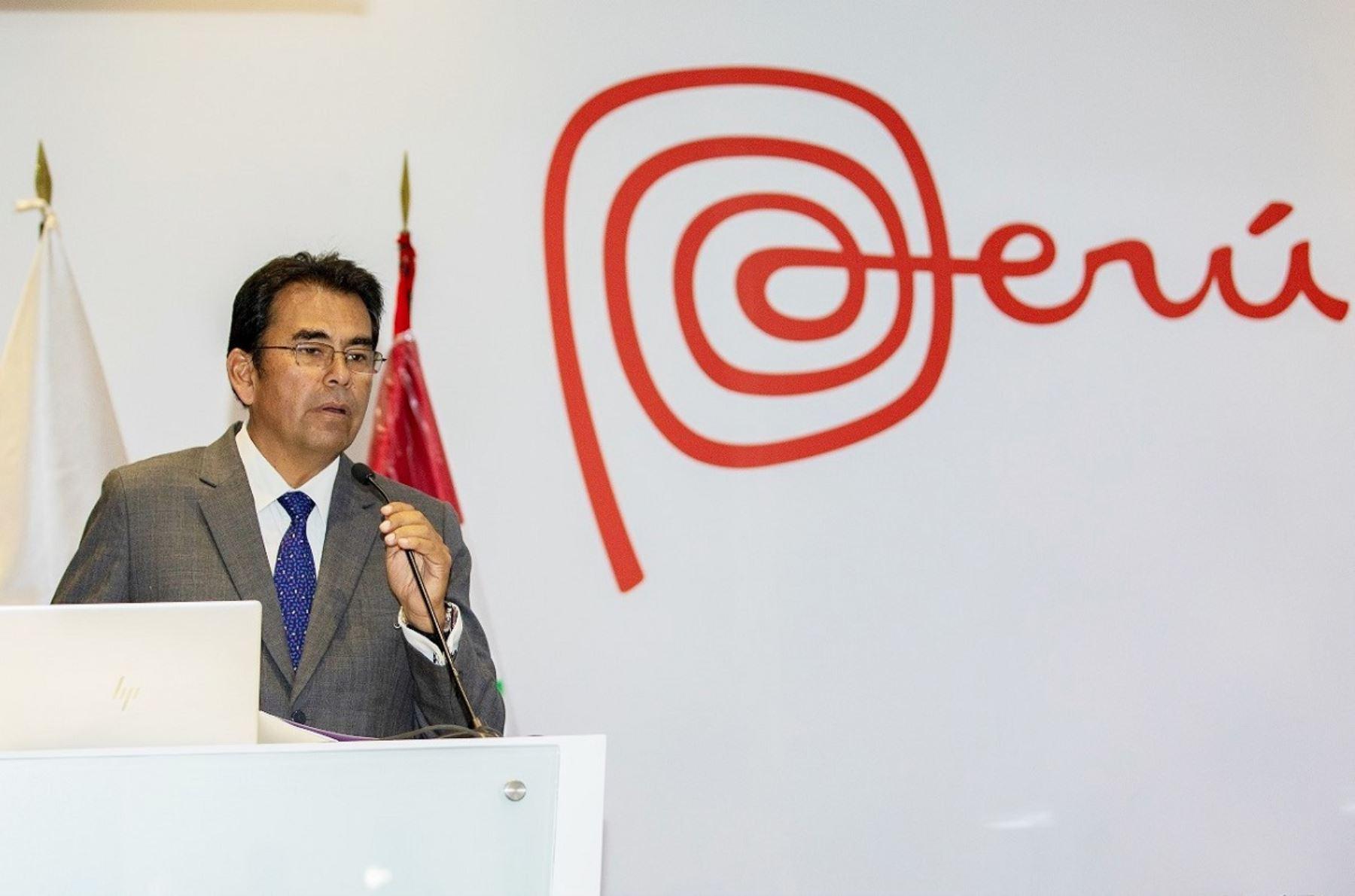 Director de exportaciones de Promperú, Luis Torres. Foto: Cortesía.