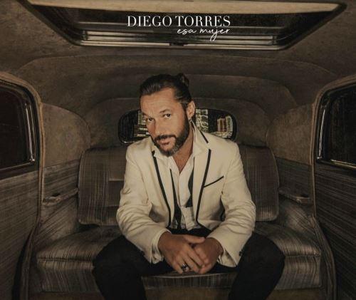 """Diego Torres presentó video de """"Esa mujer""""."""