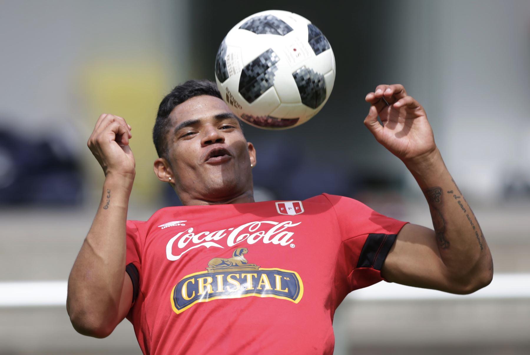 Anderson Santamaría. Foto: AFP