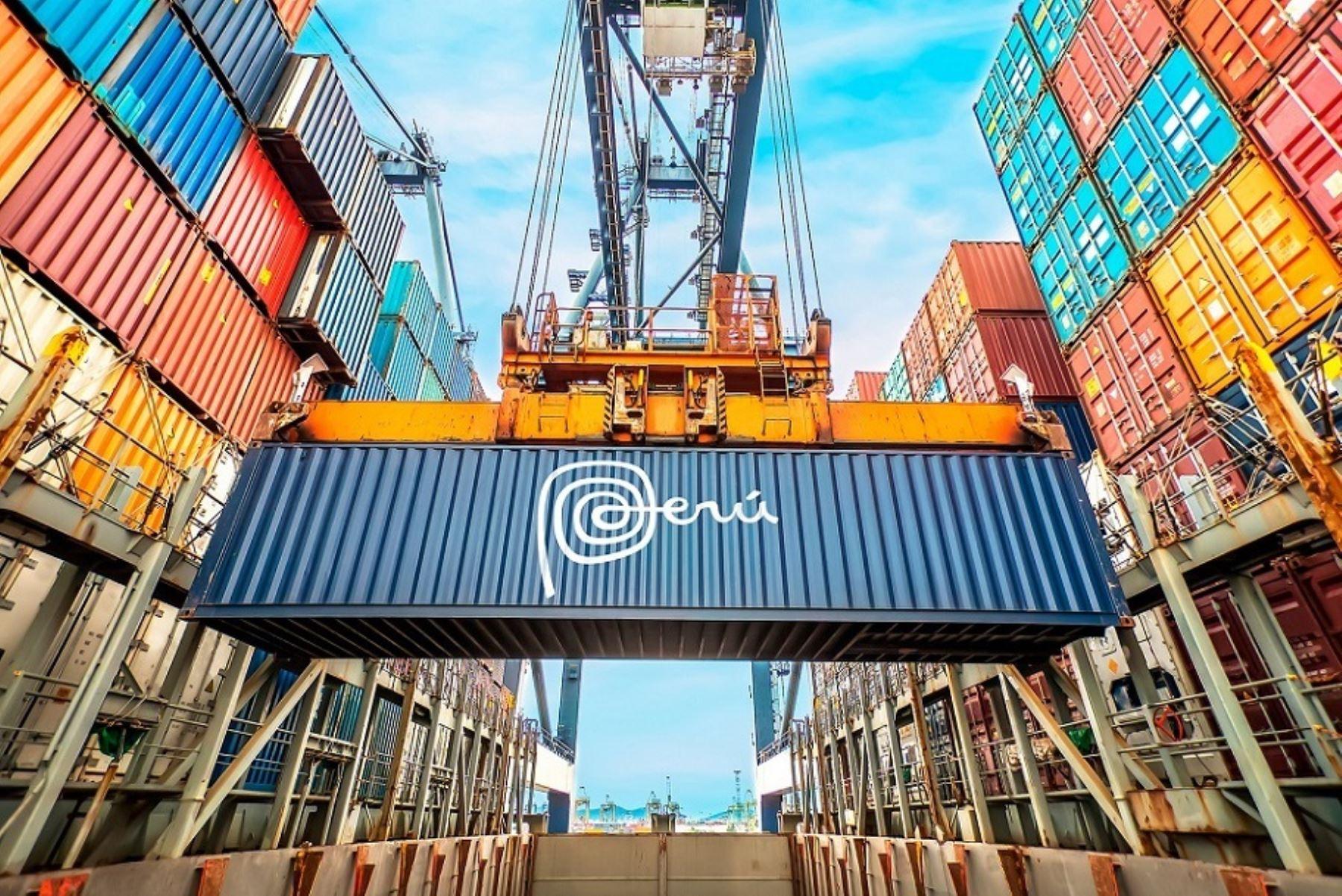 Exportaciones textiles contribuirán con lograr las metas previstas para el Bicentenario. ANDINA/Difusión
