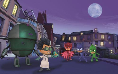 """""""PJ Masks"""", la exitosa serie infantil de TV, estrenará espectáculo en Lima."""