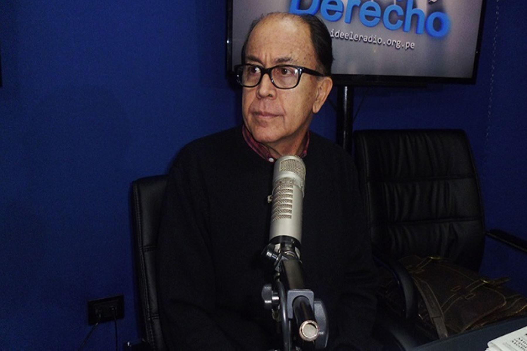 Politólogo Carlos Fernández Fontenoy. Foto: Cortesía Ideeleradio.