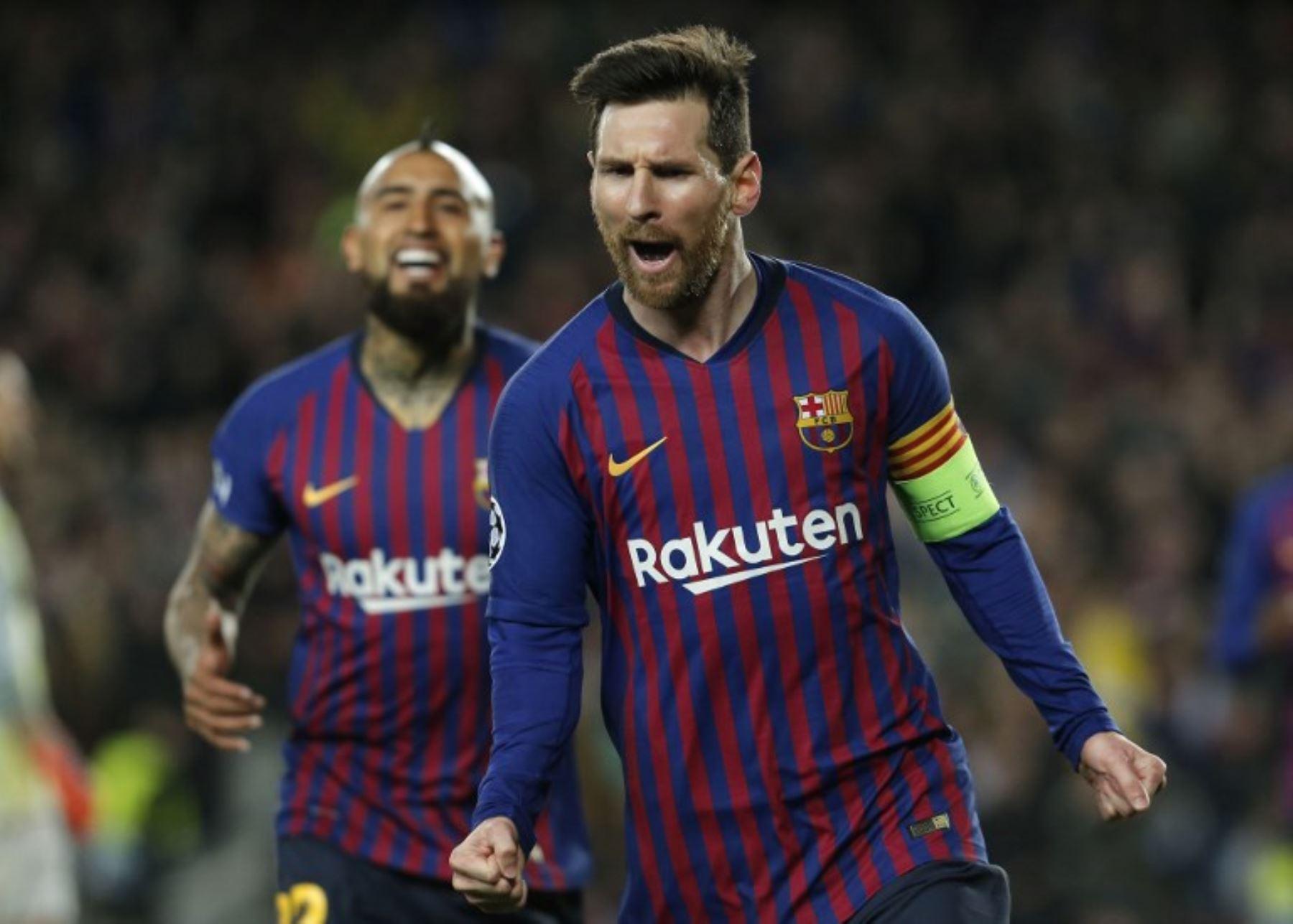 Messi dejó en claro que quiere tocar la gloria en la Champions 2019.