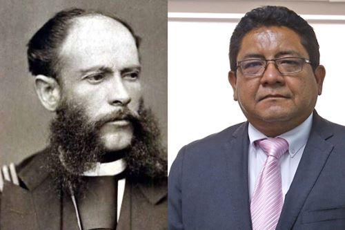 El director académico de la Escuela Nacional de Administración Pública (ENAP) Miguel Ángel Robles- Recavarren se inspiró en el amor que le tuvo al Perú su bisabuelo, héroe del Combate de Pisagua, Isaac Recavarren.