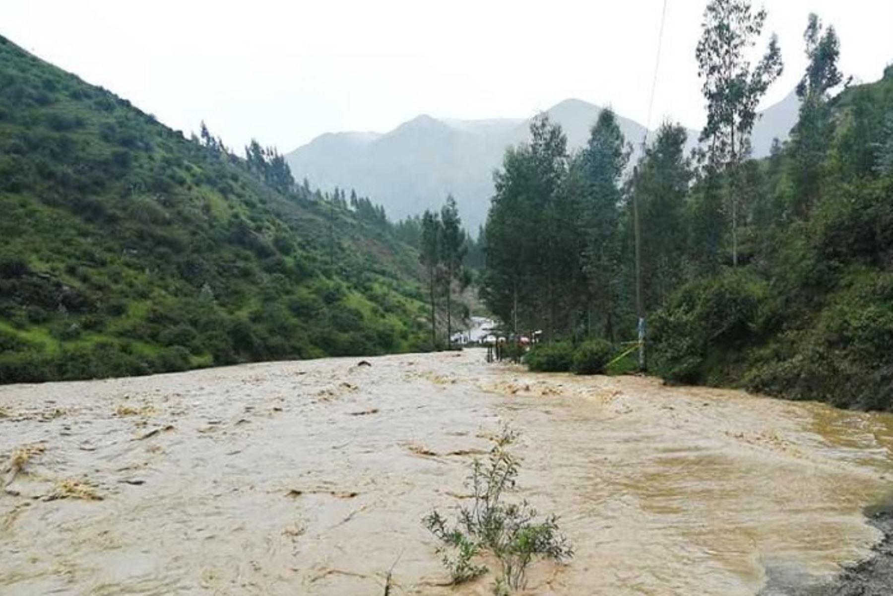 El río Huallaga viene mostrando en las últimas horas un comportamiento oscilante, ubicándose en alerta amarilla desde la víspera, informó el Servicio Nacional de Meteorología e Hidrología (Senamhi). ANDINA/Difusión