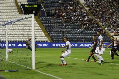 Alianza empata 2 - 2 con Deportivo Municipal