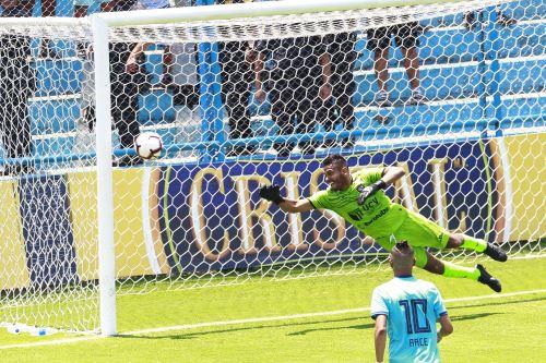 Sporting Cristal gana 4 a 1 a César Vallejo
