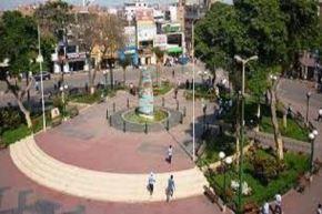 Plaza de Armas de Huaral. ANDINA/Difusión