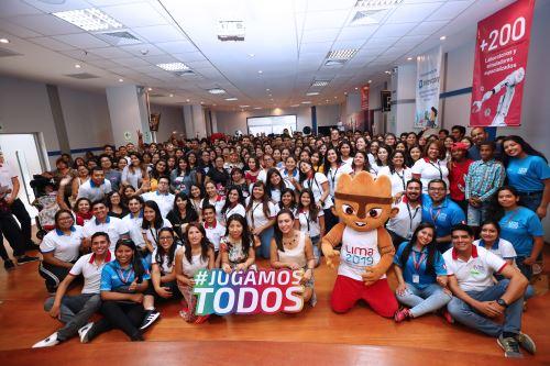 Clausura del Programa de Voluntariado Lima 2019