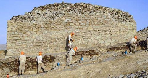 Puesta en valor de sitio arqueológico de Chanquillo.