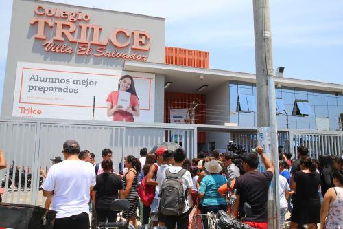 Villa El Salvador: un escolar muerto y otro herido por disparos en colegio