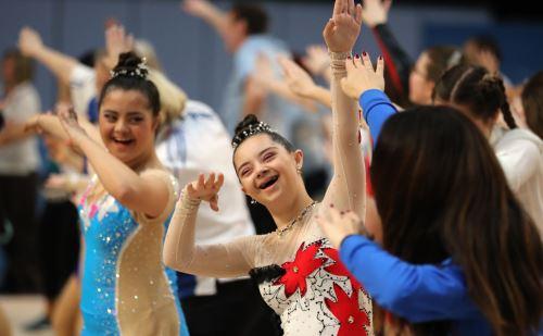 Juegos Mundiales de Olimpiadas Especiales en Emiratos Árabes Unidos