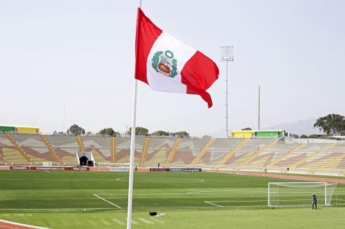 Instalaciones del estadio San Marcos listo para los Panamericanos