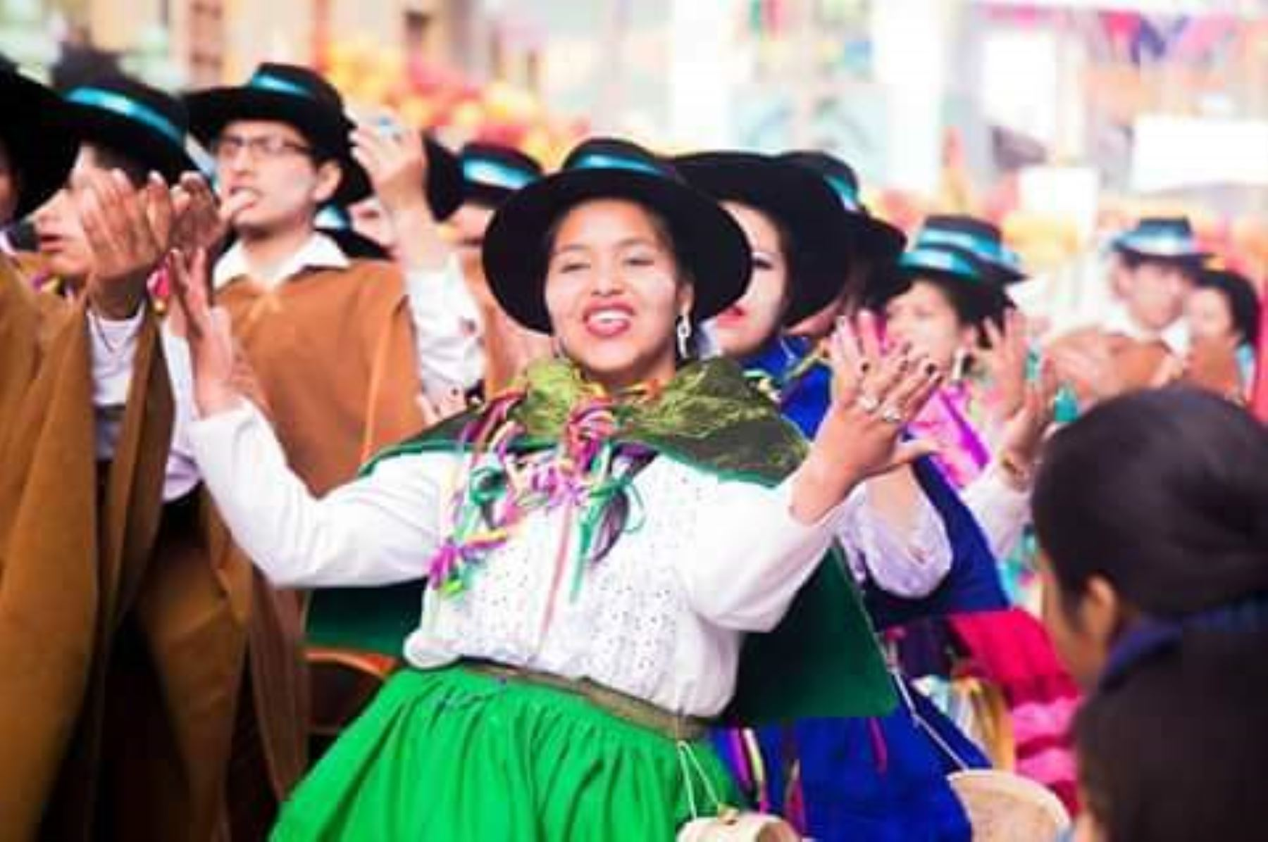 Pukllay 2019: Andahuaylas vive con alborozo encuentro de carnaval urbano y rural.