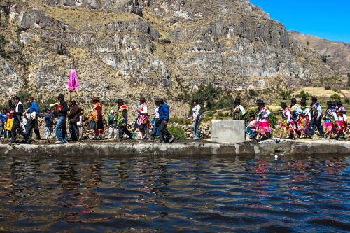 Día Mundial del Agua: el Yaku Raymi, o Fiesta del Agua, de Andamarca