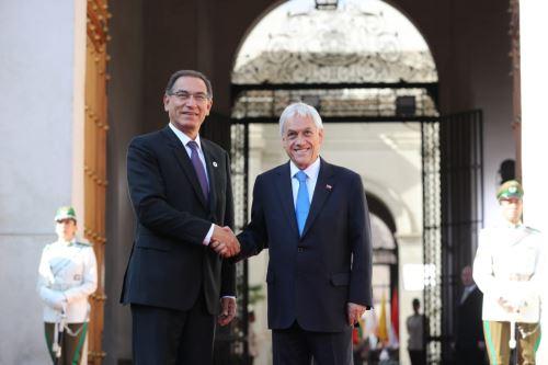 Presidente Martín Vizcarra participa en el Encuentro de Presidentes de América del Sur 2019