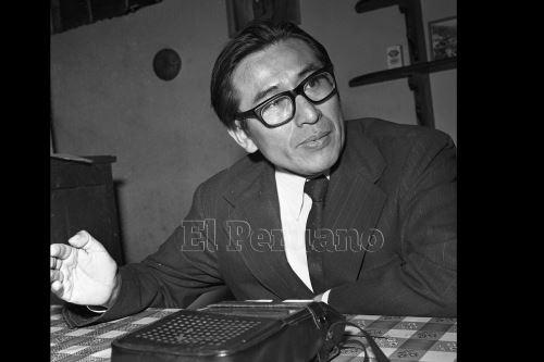 Legado y obra del periodista y maestro César Lévano