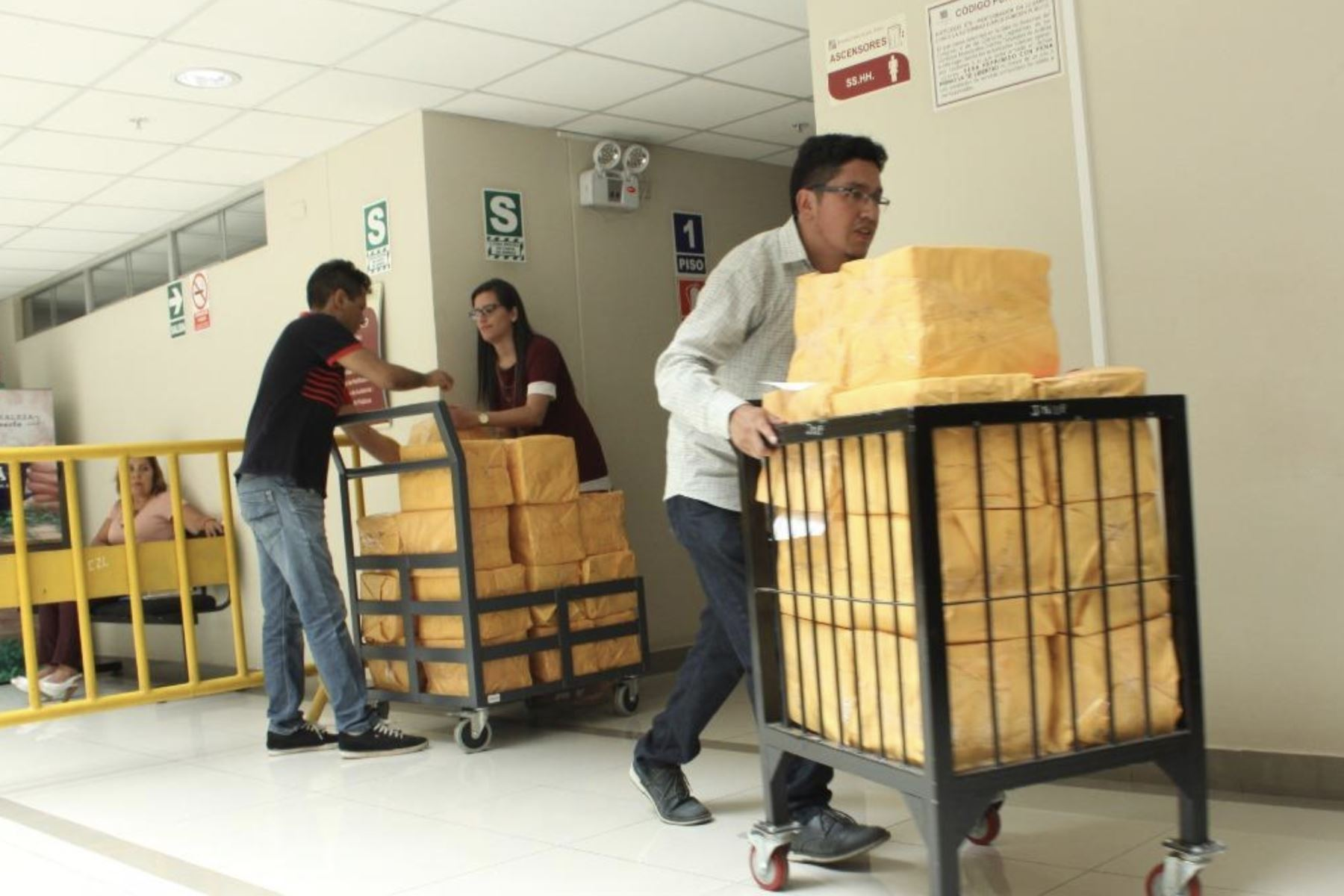 Equipo Lava Jato entregó acuerdo de colaboración eficaz con Odebrecht. Foto: ANDINA/Difusión