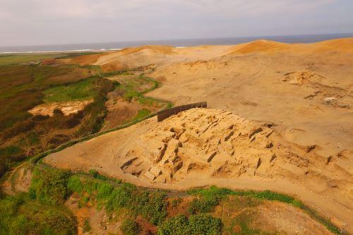 Áspero, la ciudad pesquera de la civilización Caral, lideró el intercambio intercultural hace 5,000 años