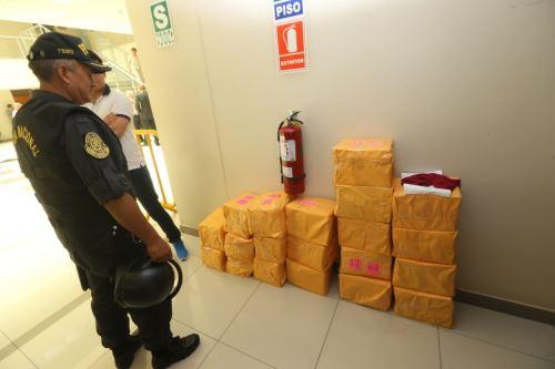 El Equipo Especial Lava Jato del Ministerio Público entregó al Poder Judicial el acuerdo de colaboración eficaz suscrito con la empresa brasileña Odebrecht