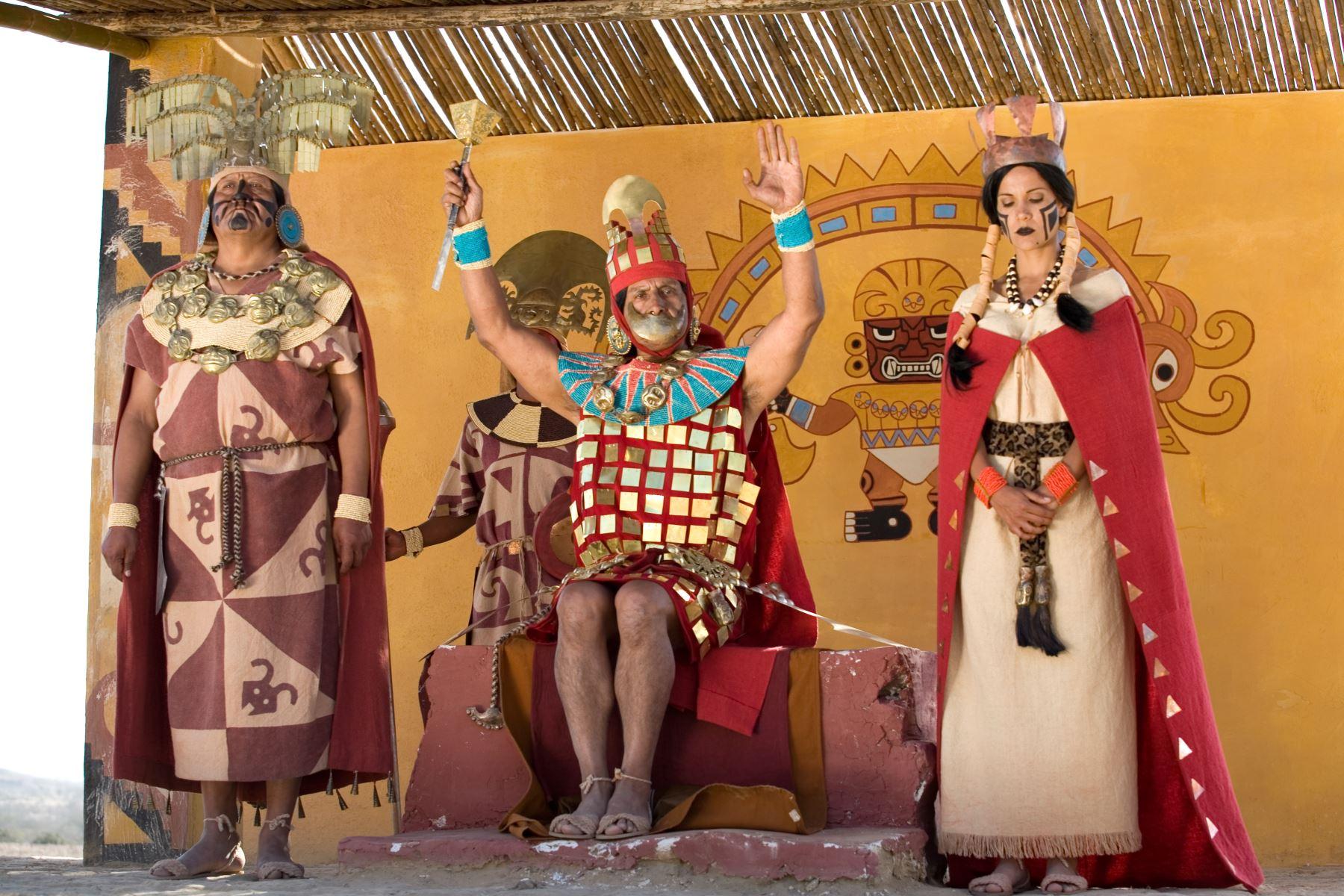 El actor Reynaldo Arenas, quien personificó al Señor de Sipán, será invitado de honor de noche artística para celebrar el Día Mundial del Teatro.
