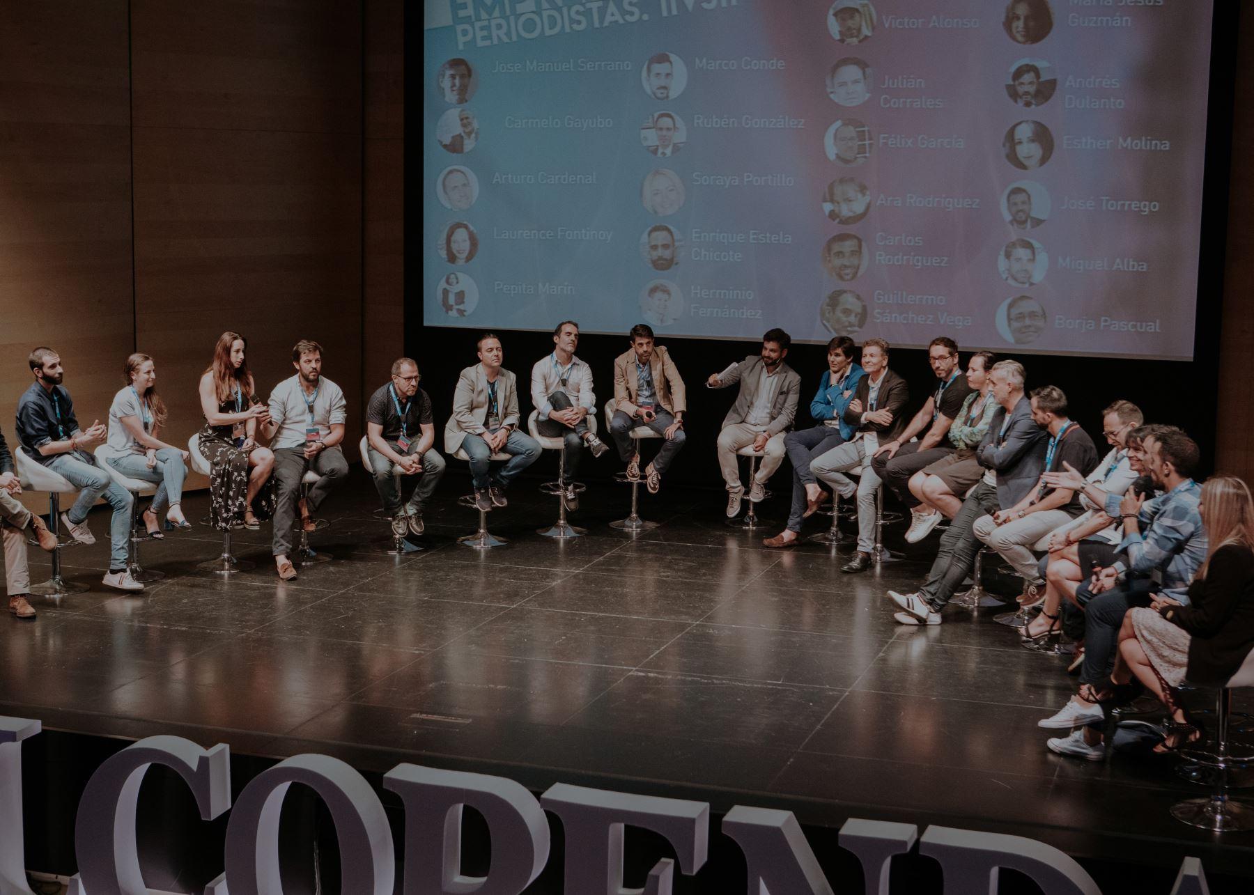 El mayor encuentro de periodistas y emprendedores del mundo, Media Startups.