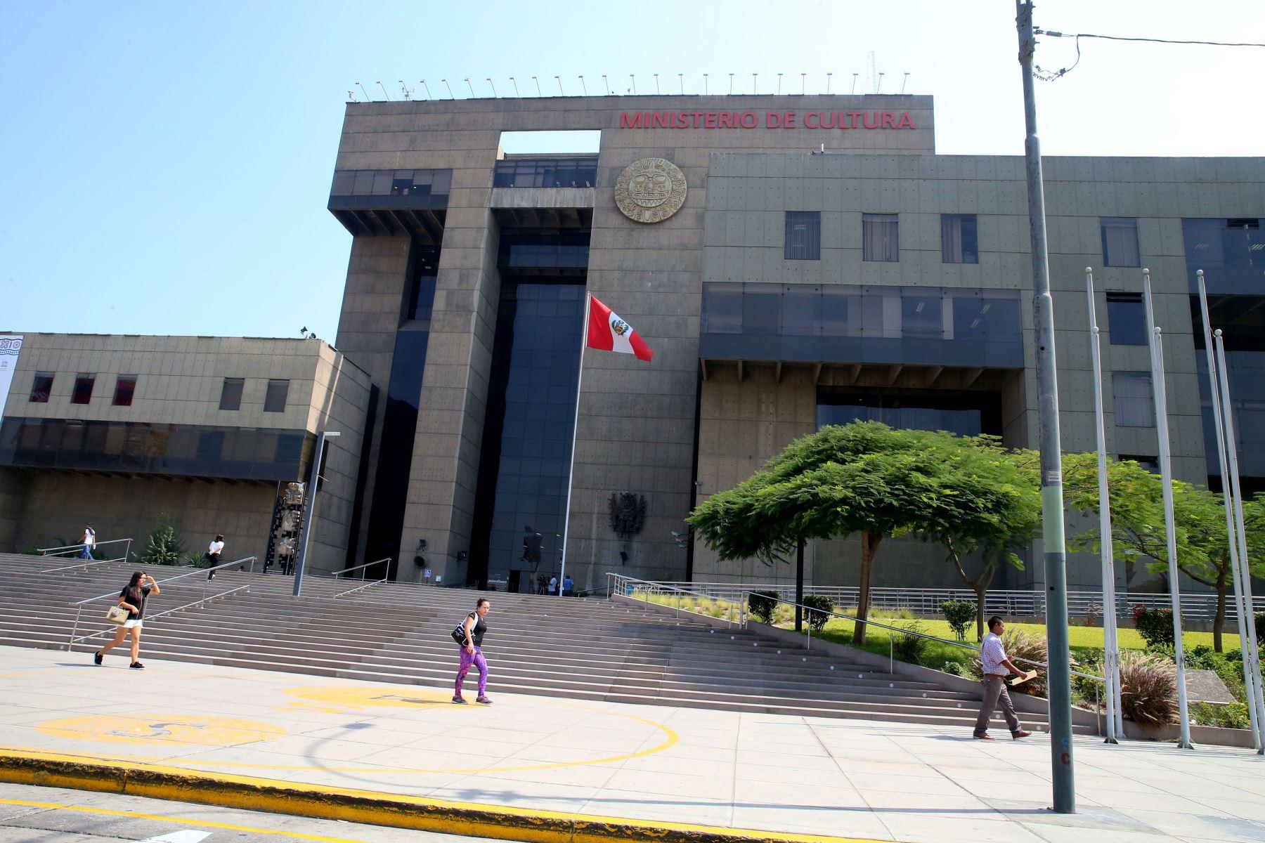 Ministerio de Cultura mostrará 364 piezas arqueológicas halladas en Lambayeque. ANDINA/Vidal Tarqui